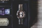 Junghans 1972 Chronoscope - Quarzuhr