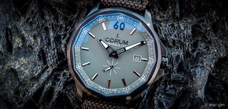 Corum Admiral´s Cup Legend 42 (Ref. A395/02627)