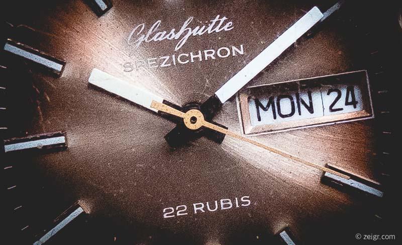 Glashütte Spezichron 11-27