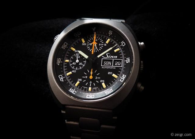 Sinn 142 Weltraumchronograph-1