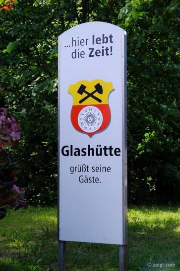 Glashütte Ort Stadt Gebäude-19