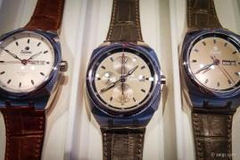 Tutima Saxon One Chronograph (Preis: ab 4.600 Euro)