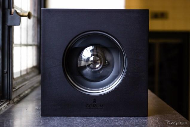 Corum Bubble Disconencted - Limited Edition (999 Stück) - Box