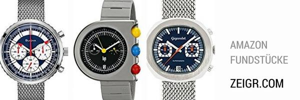 Geschenkideen Retro-Uhren amazon