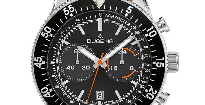News: Dugena Dakota Chronograph – Retro-Design zum moderaten Preis