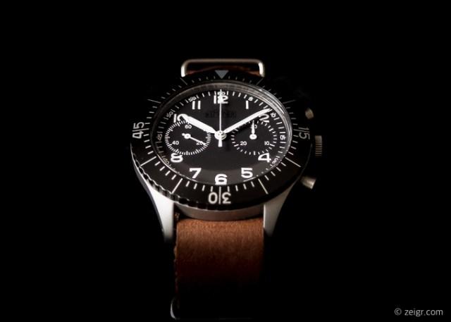 Kemmner Uhren - Military Phantom-2