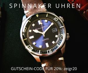 Spinnaker Bradner Gutschein Code Rabatt