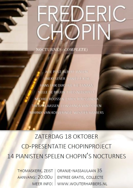 Flyer Chopinproject 18 okt 2014