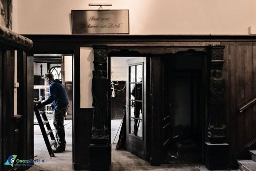 Hotel Kerckebosch wordt grondig verbouwd