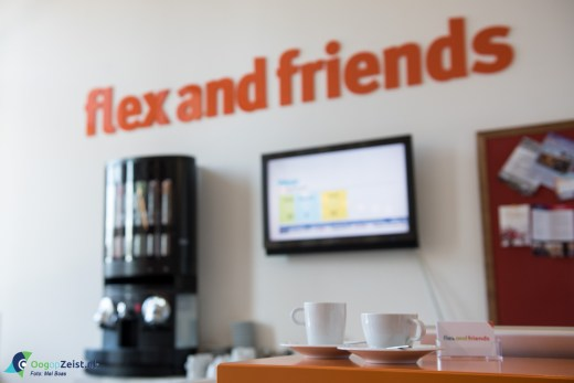 Open Coffee bij Flex and Friends op het Rond in Zeist