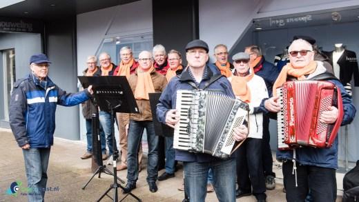 Zing mee met het Shanty koor Nootdweer op 5 mei