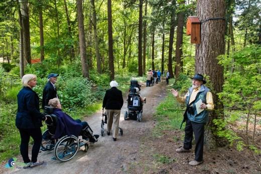 Opening bijzondere wandelroutes op Buitenplaats Heerewegen