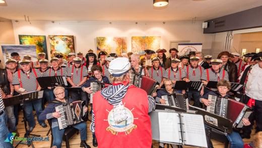 Shanti Winterfestival in Cafe Het Plein Austerlitz