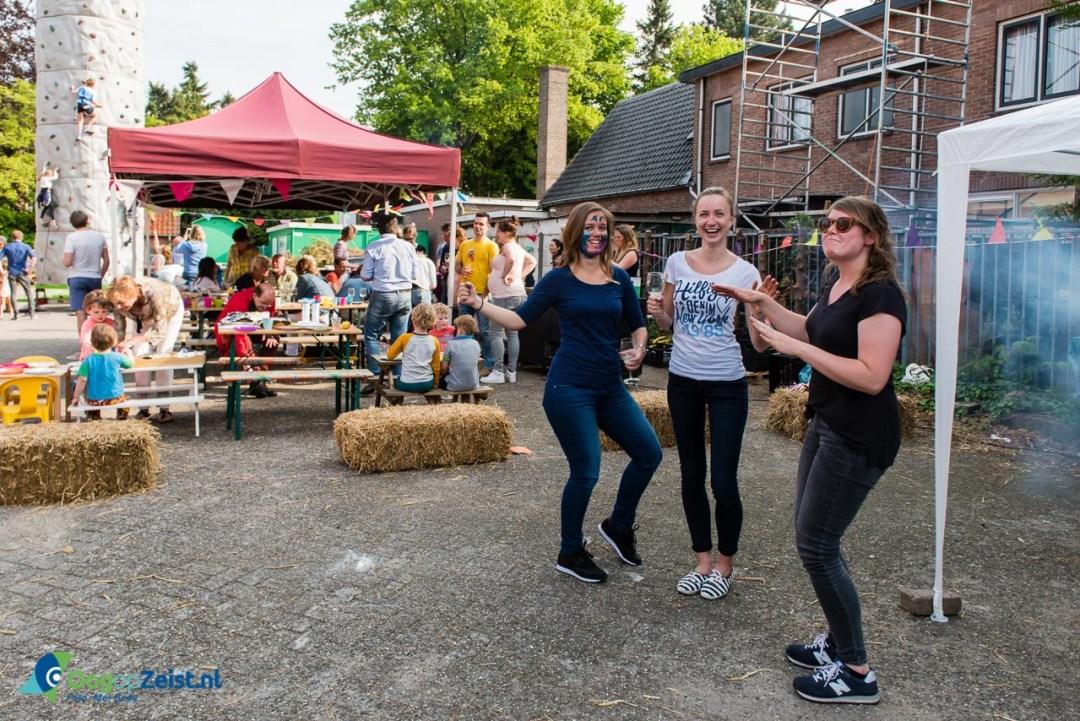 Nooitgedacht heeft voor het eerst in 25 jaar een straatfeest