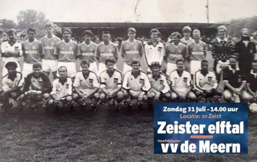 ZeisterElftal_Oranje Mei 1990