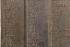 De namen van de 2212 KNVB Bondsleden.