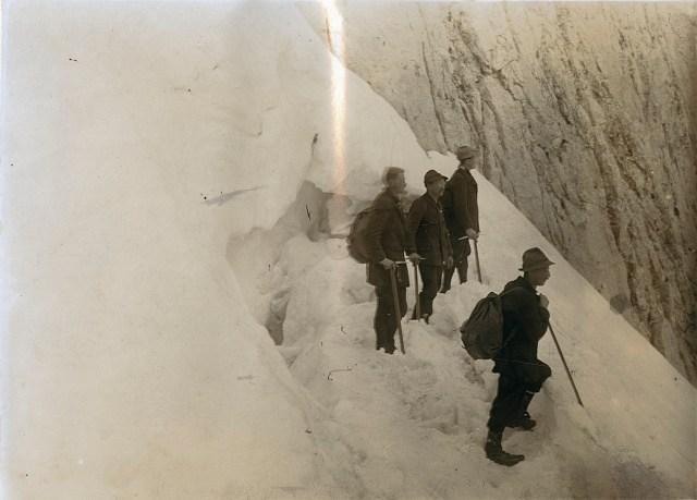 Bergwanderer