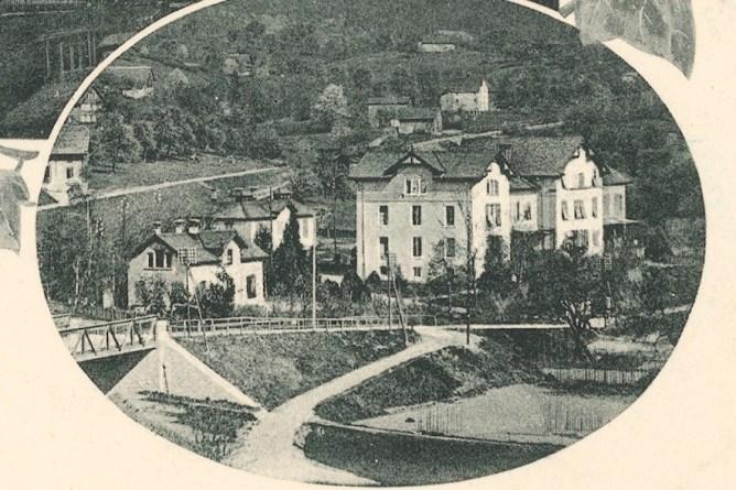 Uznach, Krankenhaus