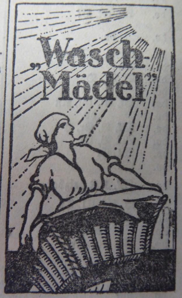 Waschmaedel