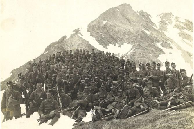 kompagnie Soldaten
