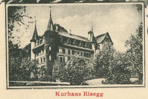 Risegg, ca. 1910