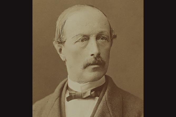 Johann Coaz