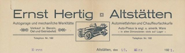 Hertig Autogarage