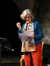 Mittwoch, 06.04.2016 - ZEITGESPRÄCHE - Dr. phil. Elisabeth Joris