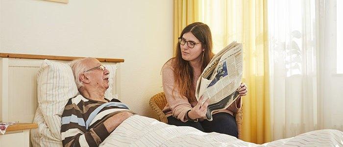 Junge Menschen für ein ehrenamtliches Engagement in der Hospizarbeit begeistern