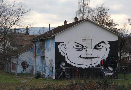 Graffitihaus Rüchligweg