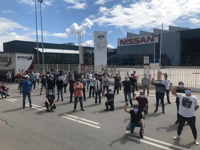 Der Gang der Krise und der Widerstand