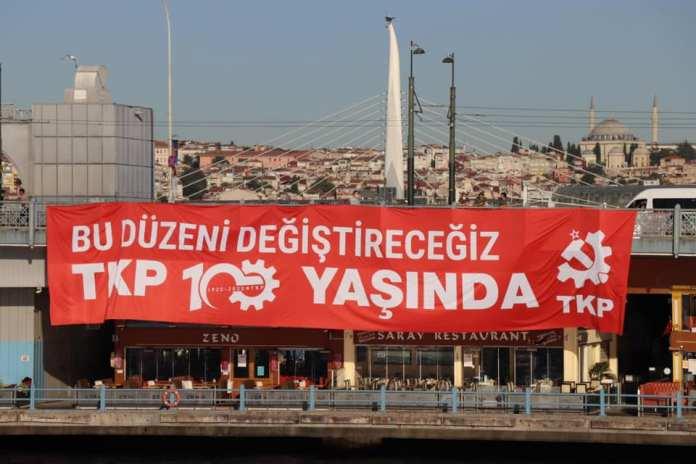 100 Jahre Kommunistische Partei der Türkei