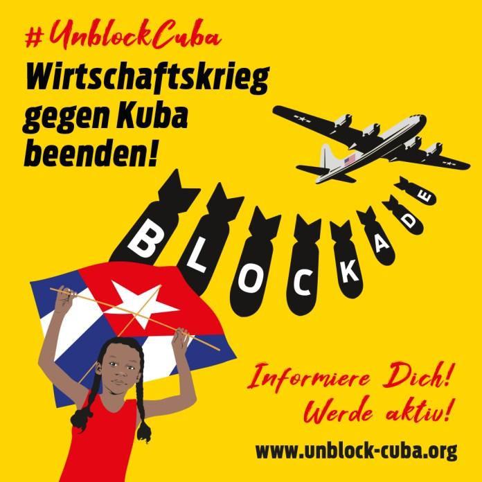 US-Blockade gegen Kuba verlängert