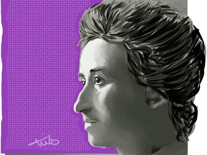 PdA-Vortrag zu Rosa Luxemburg