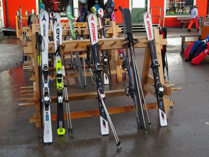 Österreichische Skiindustrie auf Talfahrt
