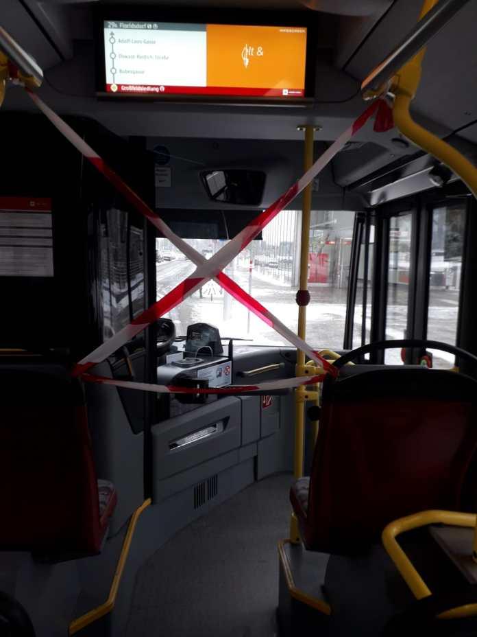 Bus und Bim im Pandemiemodus: Überlastung, Chaos und Maulkorb