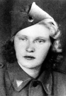 Jugoslawische Volksheldin Andreana Družina gestorben