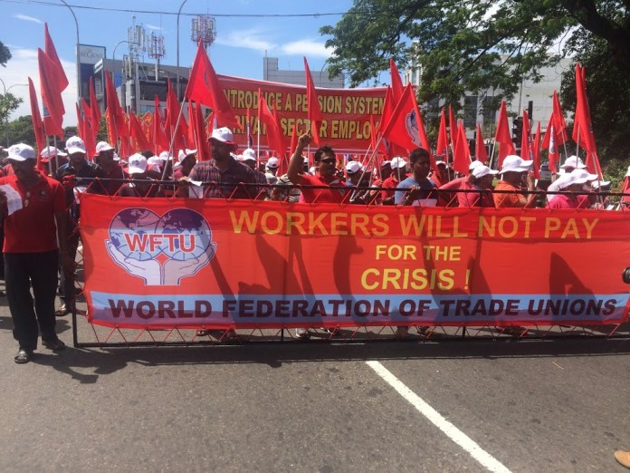 Weltgewerkschaftsbund zum 1. Mai2021