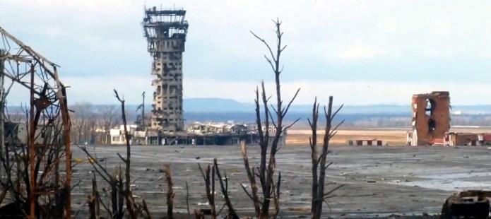 Angriffe auf den Donbass