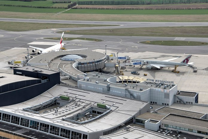 Kündigungen bei AAS am Flughafen Wien