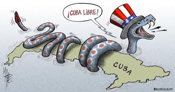 ÖKG verurteilt skandalöse Einmischung der USA inKuba