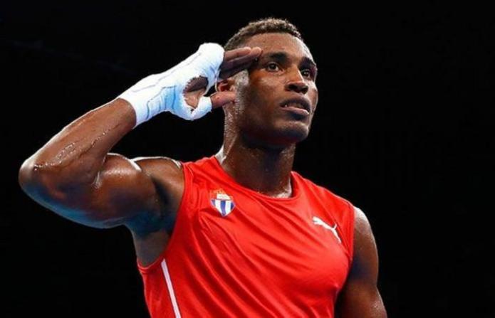 Kubanischer Olympia-Boxer knockt Konterrevolution aus