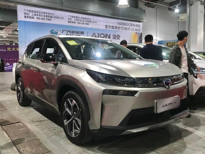 Chinesisches E‑Auto in acht Minuten aufgeladen