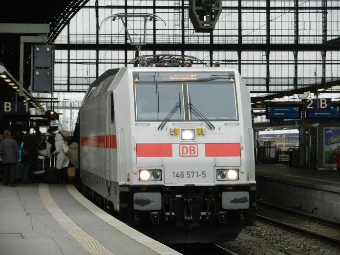 Deutsche Lokführer treten in den Streik