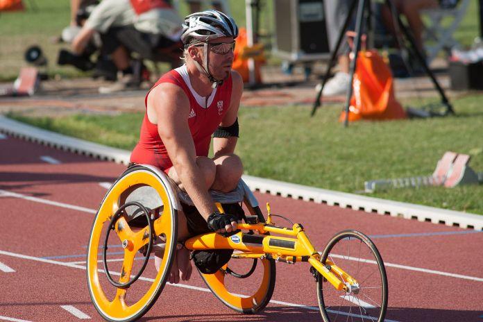 XVI. Paralympics in Tokio eröffnet