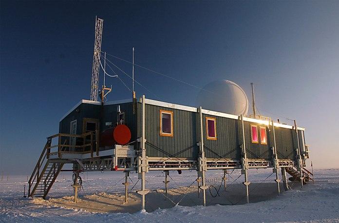 Erstmals Regen auf Gipfel des Grönland-Eisschildes