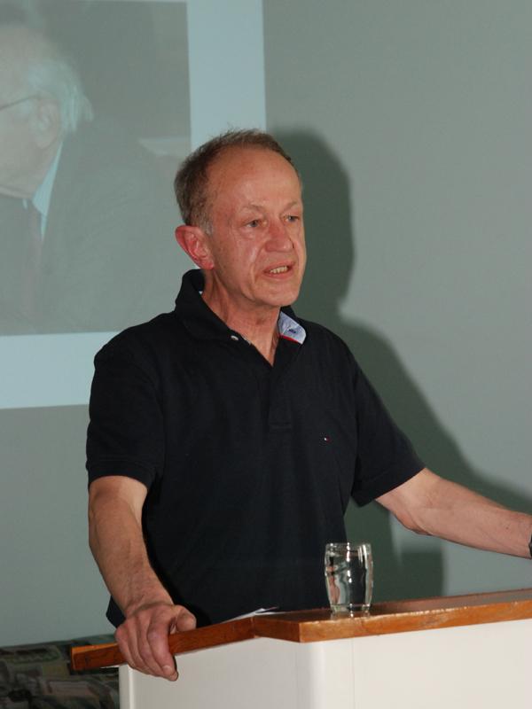 Zum 80. Geburtstag von Gerhard Oberkofler