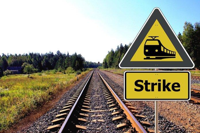 GDL setzt Streik trotz Druck von Staat und Kapital fort