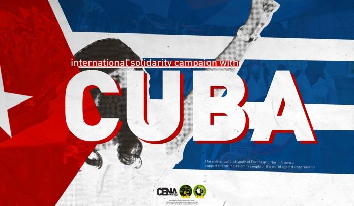 WBDJ startet Solidaritätskampagne mitKuba