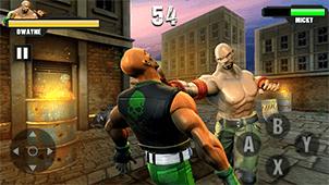 Street Fighting Game
